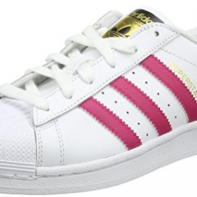 Adidas Turnschuhe Pink – Superstar J Foundation B23644 Low-Top