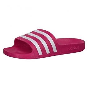 Adidas Badeschuhe in Pink – Adiletten